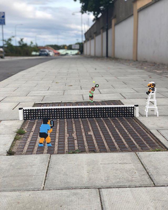 Tennis - Pappas Pärlor
