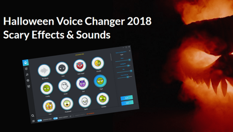 Halloween FREE Voice Changer & Soundboard - Scary Sounds