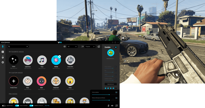 How to use Voicemod Voice Changer in GTA V