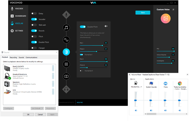 How to Use a Voicechanger Software
