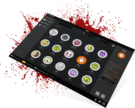 Halloween Voice Changer Soundboard Free Scary Sounds
